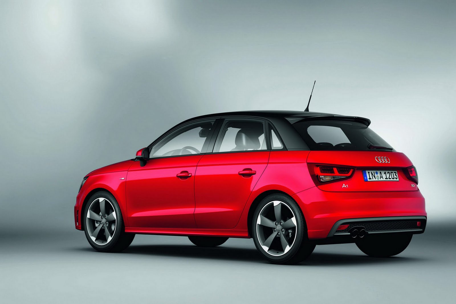 audi a1 sportback unveiled autoevolution. Black Bedroom Furniture Sets. Home Design Ideas
