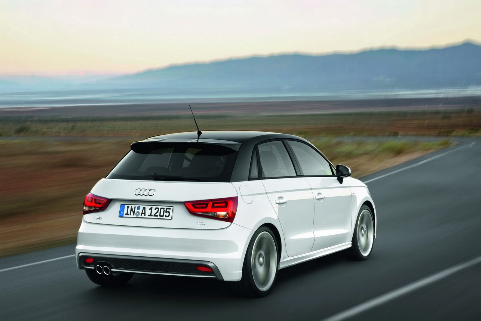 Audi Rs3 Sedan >> Audi A1 Sportback Unveiled - autoevolution