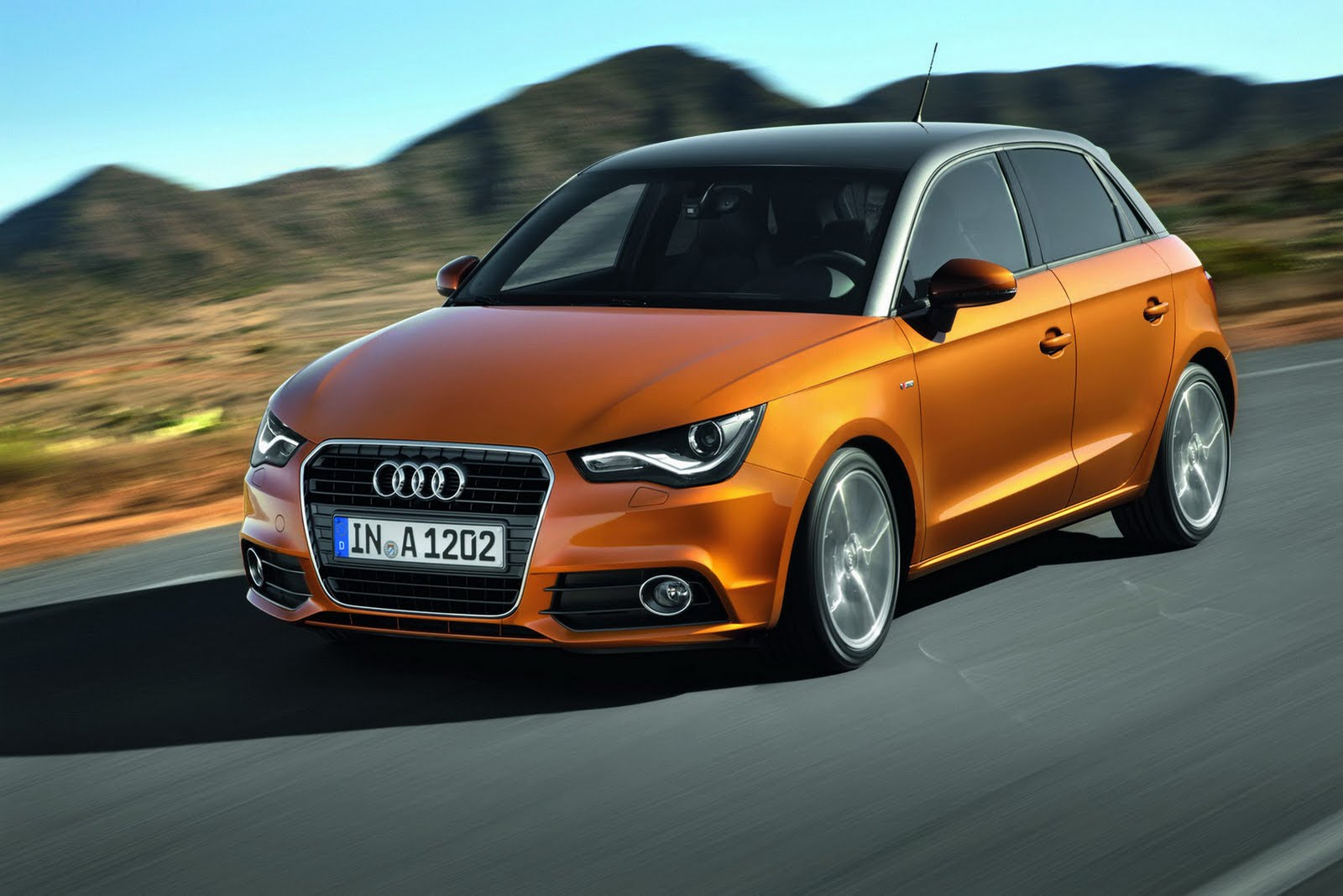 audi a1 sportback unveiled photo gallery autoevolution. Black Bedroom Furniture Sets. Home Design Ideas