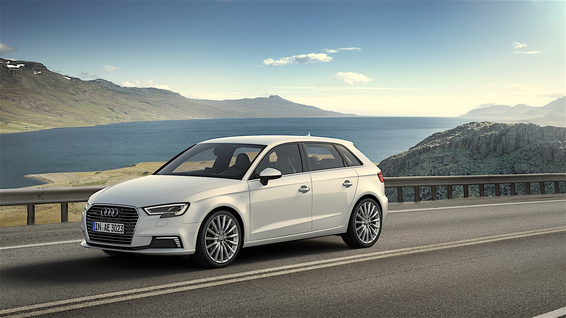 audi a3 got a facelift and looks like a smaller a4 but. Black Bedroom Furniture Sets. Home Design Ideas