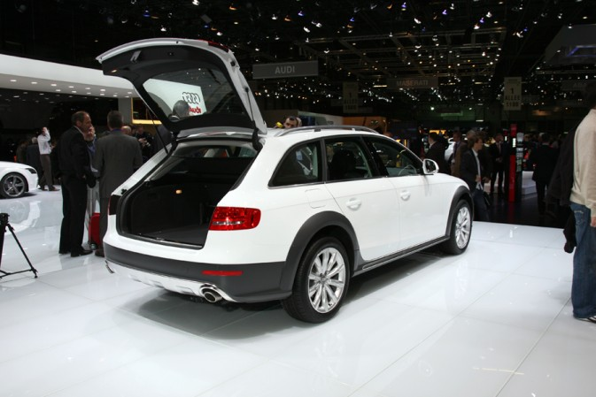 Audi A4 Allroad Quattro Close To North American Comeback Autoevolution