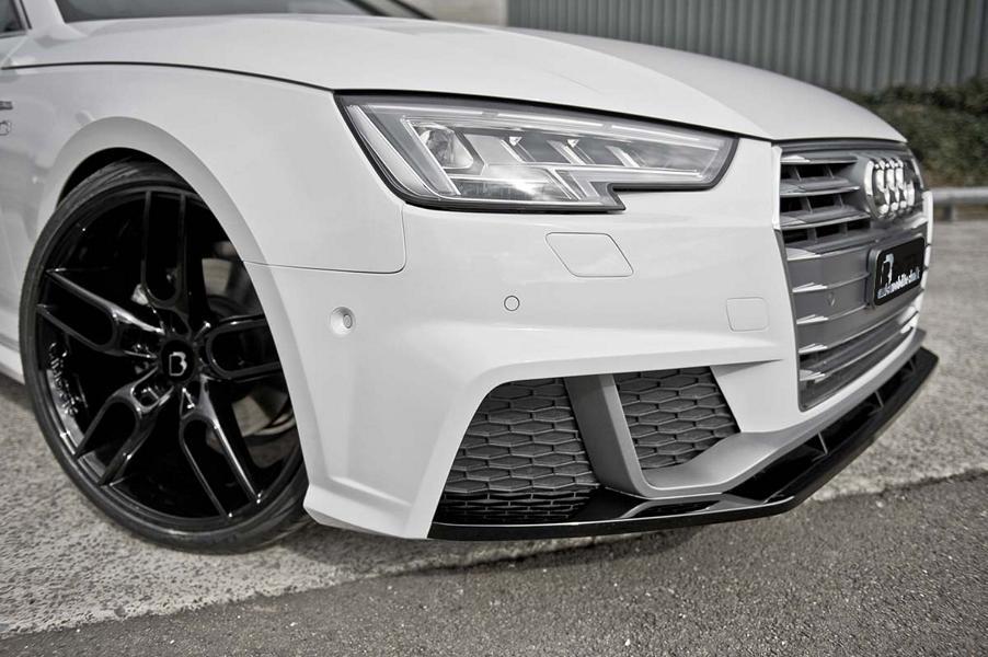 Audi A4 Avant S Line Tuning Modifizierte Autogalerie