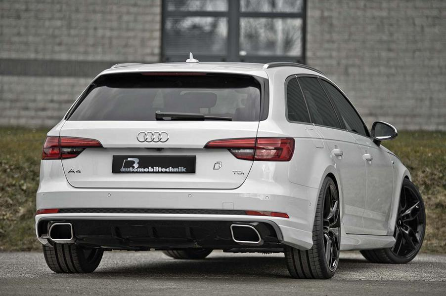 Audi A1 Usa >> 2016 Audi A4 Avant Tuned by B&B Automobil Technik Pushes ...