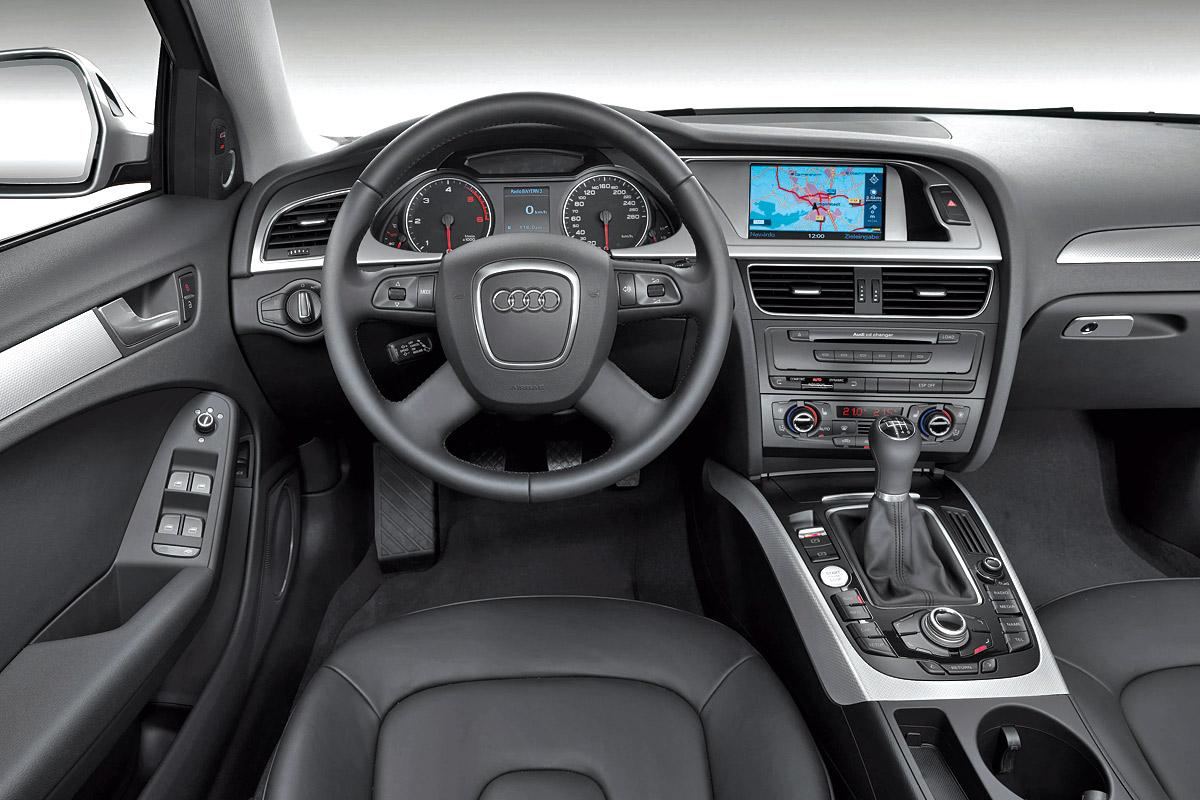Audi A4 Is Germany U0026 39 S Most Popular Premium Car In 2008