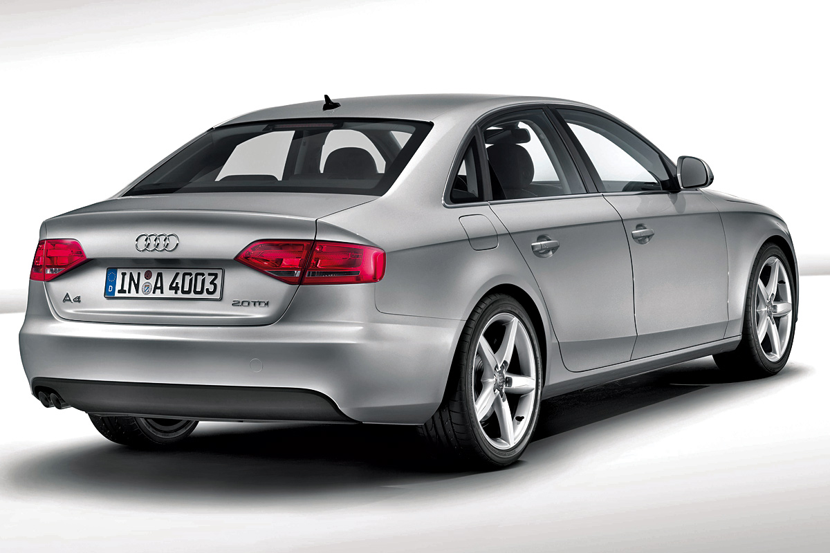 Audi A4 Is Germany S Most Popular Premium Car In 2008