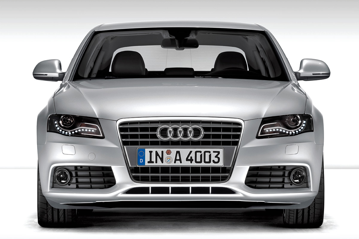 audi a4 is germany 39 s most popular premium car in 2008 autoevolution. Black Bedroom Furniture Sets. Home Design Ideas