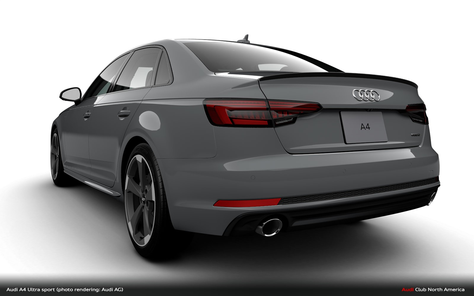 2018 audi a4 ultra sport edition limited to 40 units autoevolution. Black Bedroom Furniture Sets. Home Design Ideas