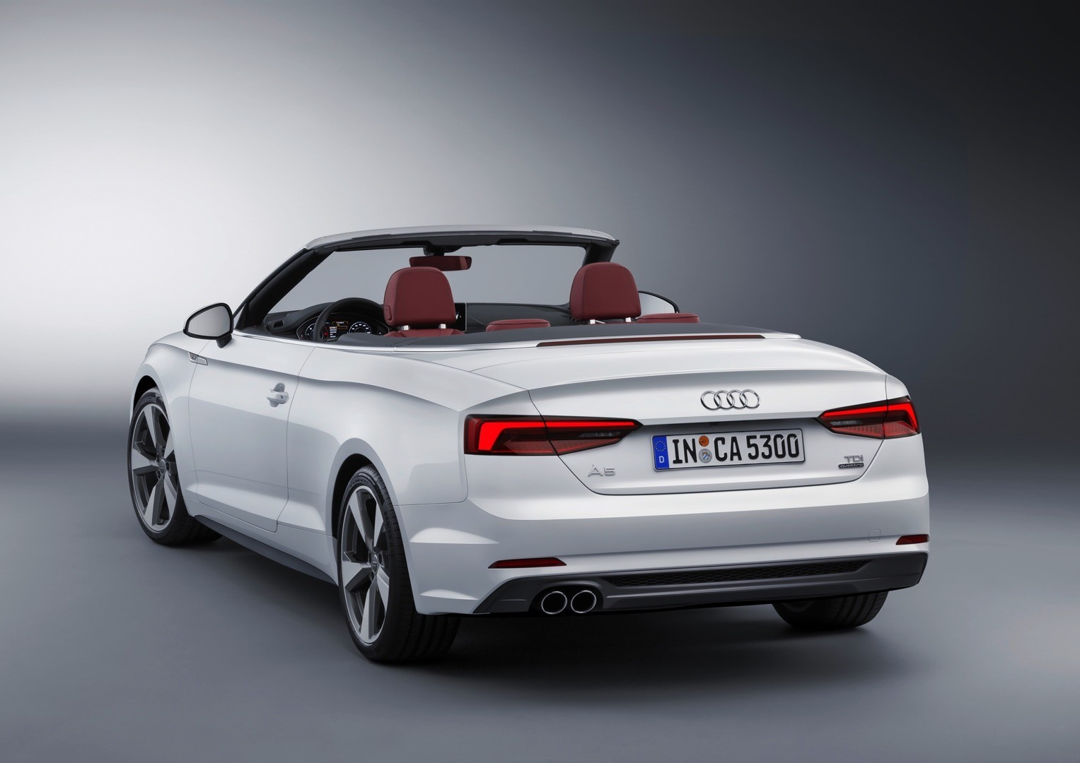 audi a5 and s5 cabriolet coming to 2017 detroit auto show autoevolution. Black Bedroom Furniture Sets. Home Design Ideas