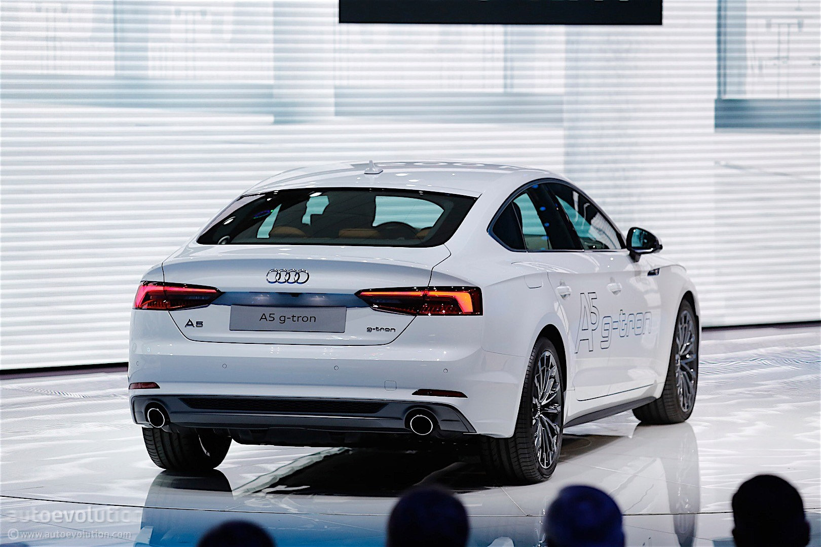 audi a5 sportback g tron shows up in geneva will be. Black Bedroom Furniture Sets. Home Design Ideas