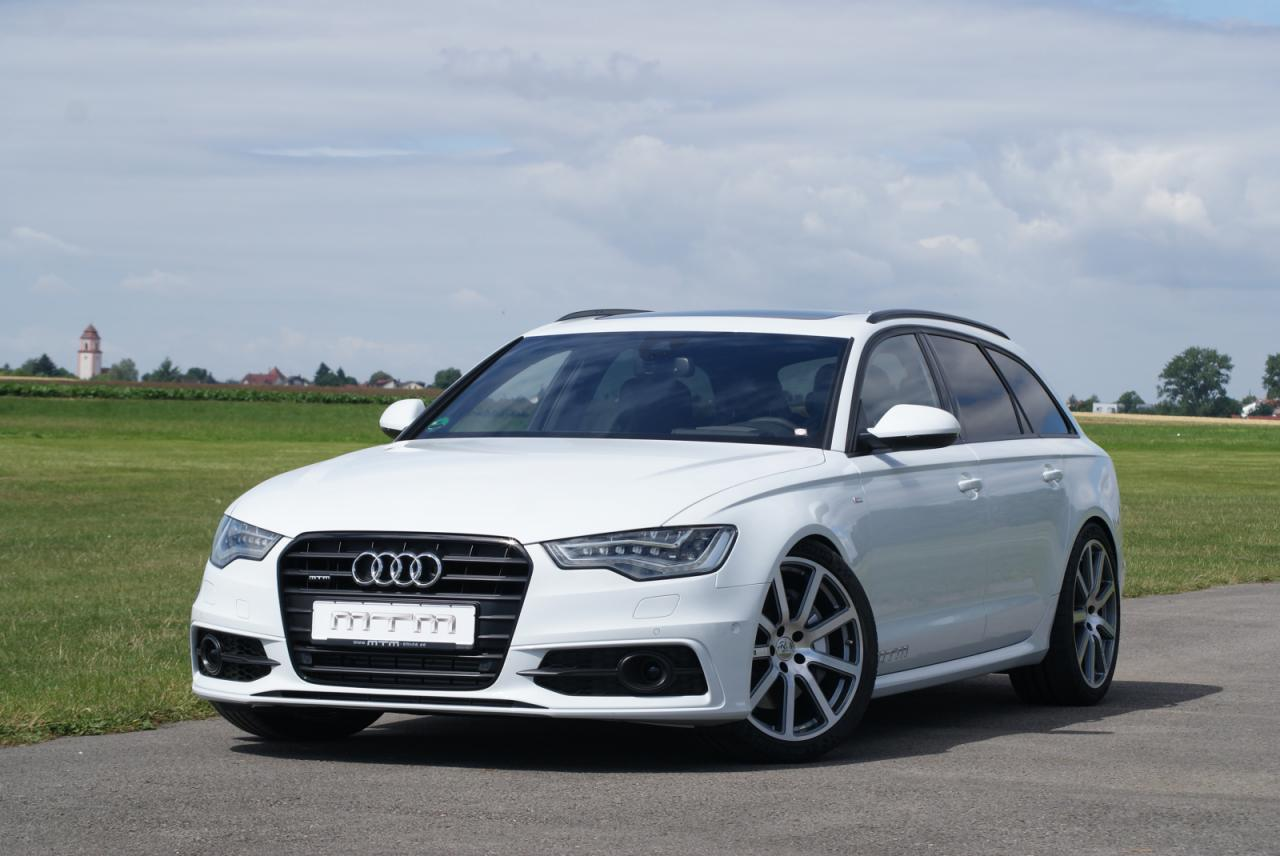 Audi A6 3 0 Bitdi Tuned By Mtm Autoevolution