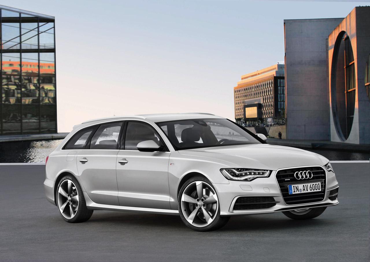 Audi A6 Avant Full Details And Photos Autoevolution