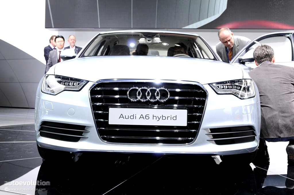 Audi A Hybrid Not Coming Until Autoevolution - Audi car top model price