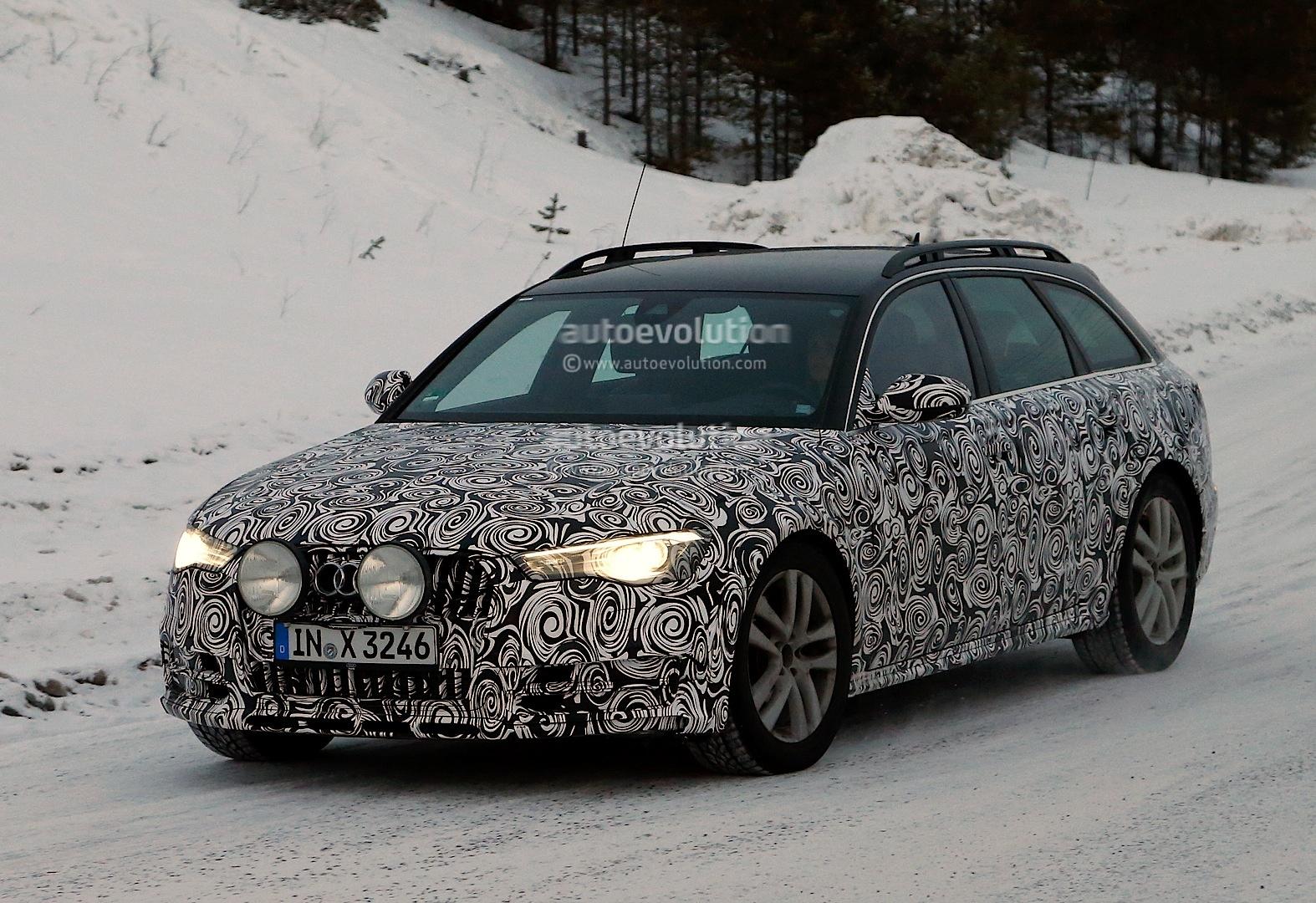 Audi a6 vs 2015 a6 facelift comparison headlights and taillights autoevolution