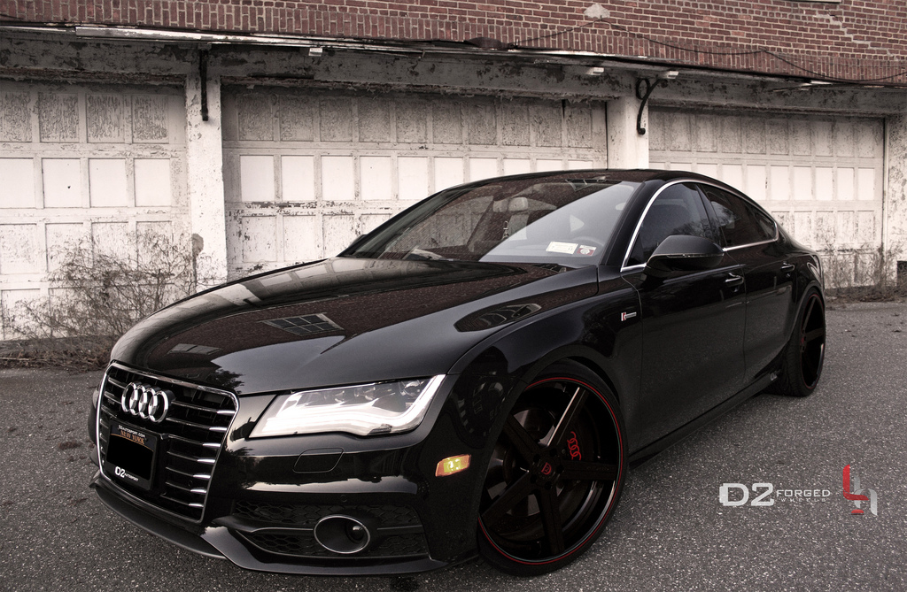 Audi R8 2014 Models Audi A7 Gets D2Forged ...
