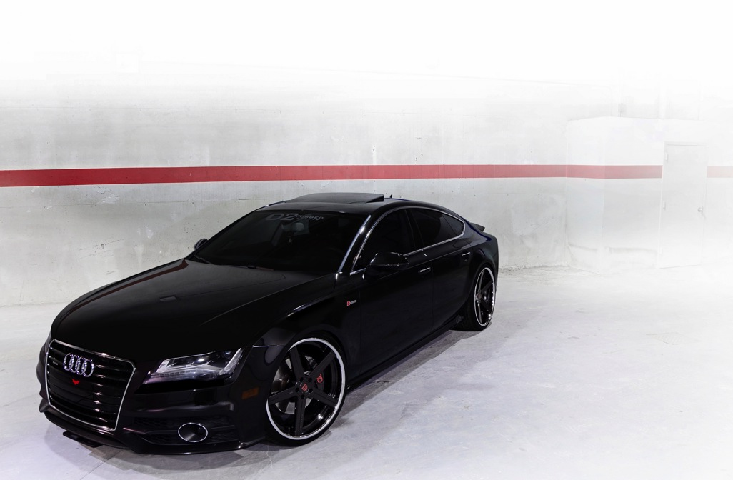 2013 d2 forged audi a7 cv2 concaves series dark cars wallpapers. Black Bedroom Furniture Sets. Home Design Ideas