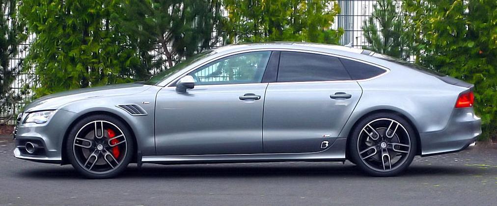 Audi A7 Tuning Kit By B Amp B Autoevolution