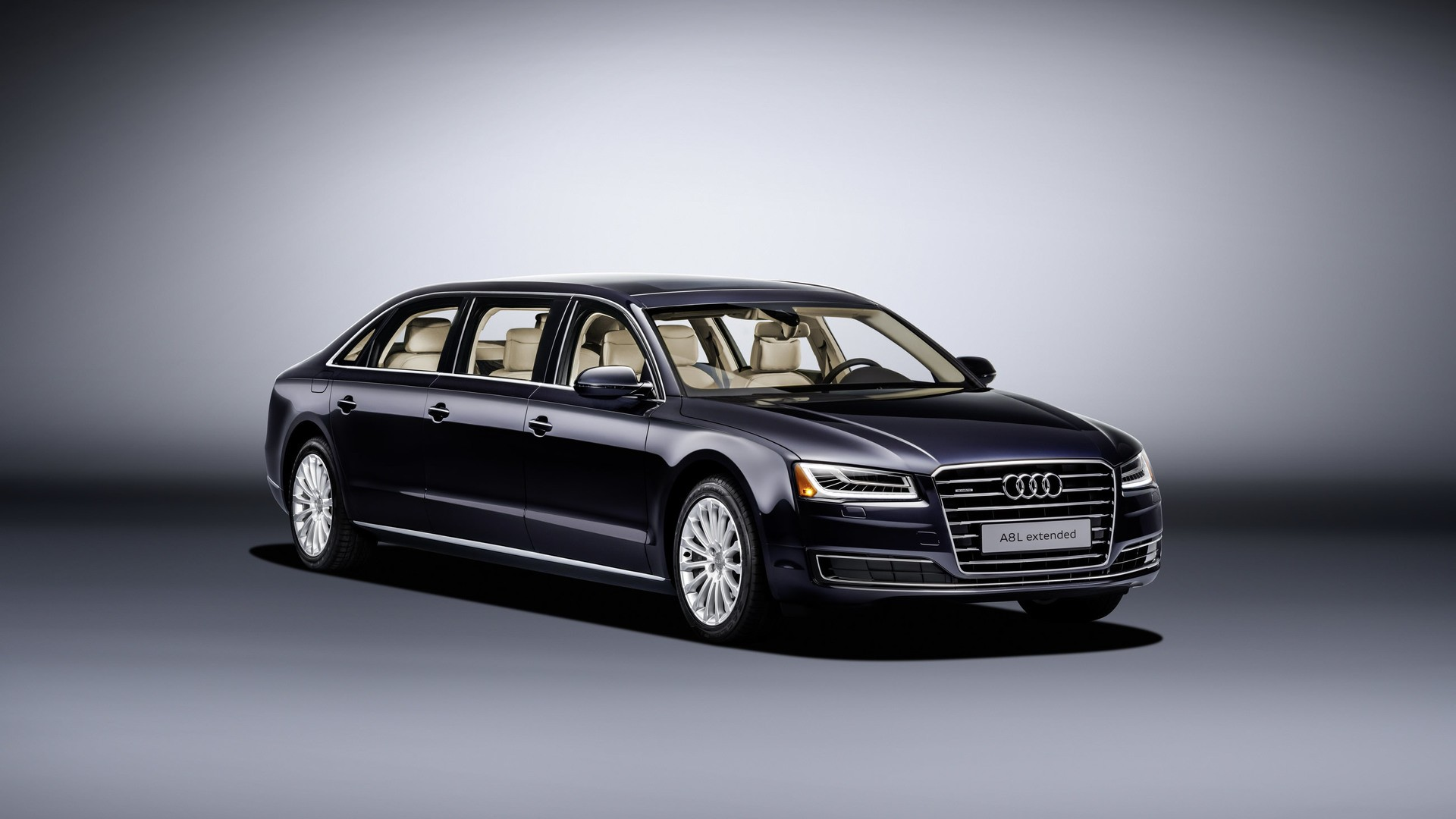 audi a8 might receive extended wheelbase version to rival maybach models autoevolution. Black Bedroom Furniture Sets. Home Design Ideas