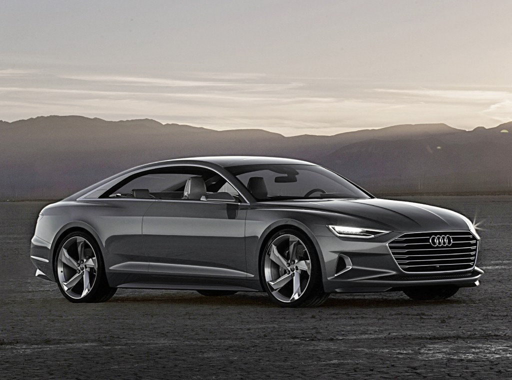 Audi A9 e-tron Confirmed to Rock Down to Electric Avenue ...