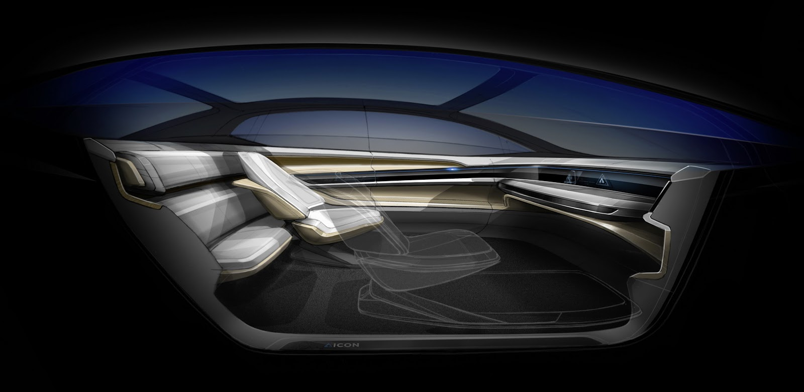 Audi Aicon Concept Is Another Autonomous Ev This Time