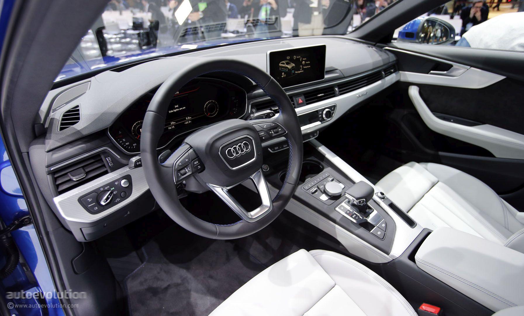 2016 Audi Q5 >> 2017 Audi A4 Allroad Quattro Offers a Refined SUV ...