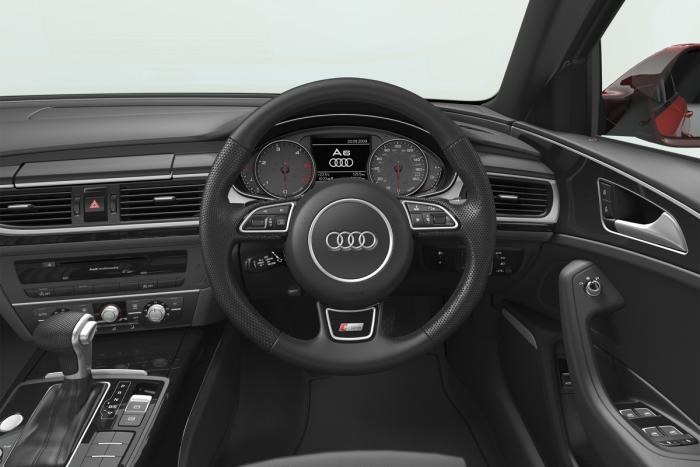 Safest Motorcycle Helmet >> Audi Announces Black Edition A6 and A7 - autoevolution