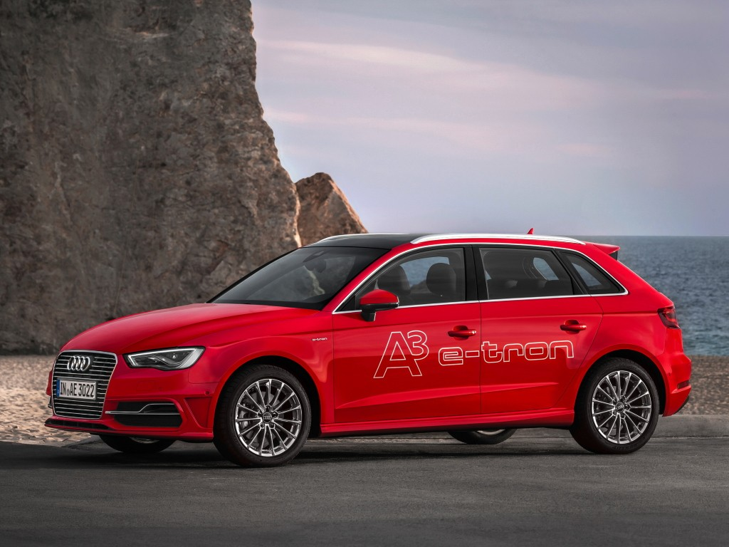audi discontinues slow selling a3 sportback e tron in europe autoevolution. Black Bedroom Furniture Sets. Home Design Ideas
