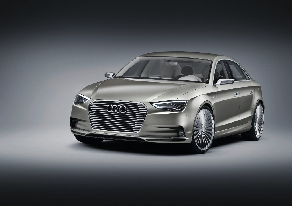 audi brings e tron to the a3 autoevolution. Black Bedroom Furniture Sets. Home Design Ideas