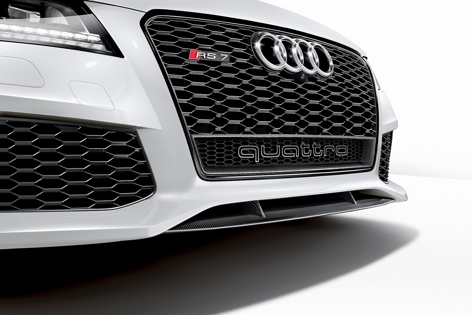 Audi Debuts RS7 Dynamic Edition Ahead of New York - autoevolution