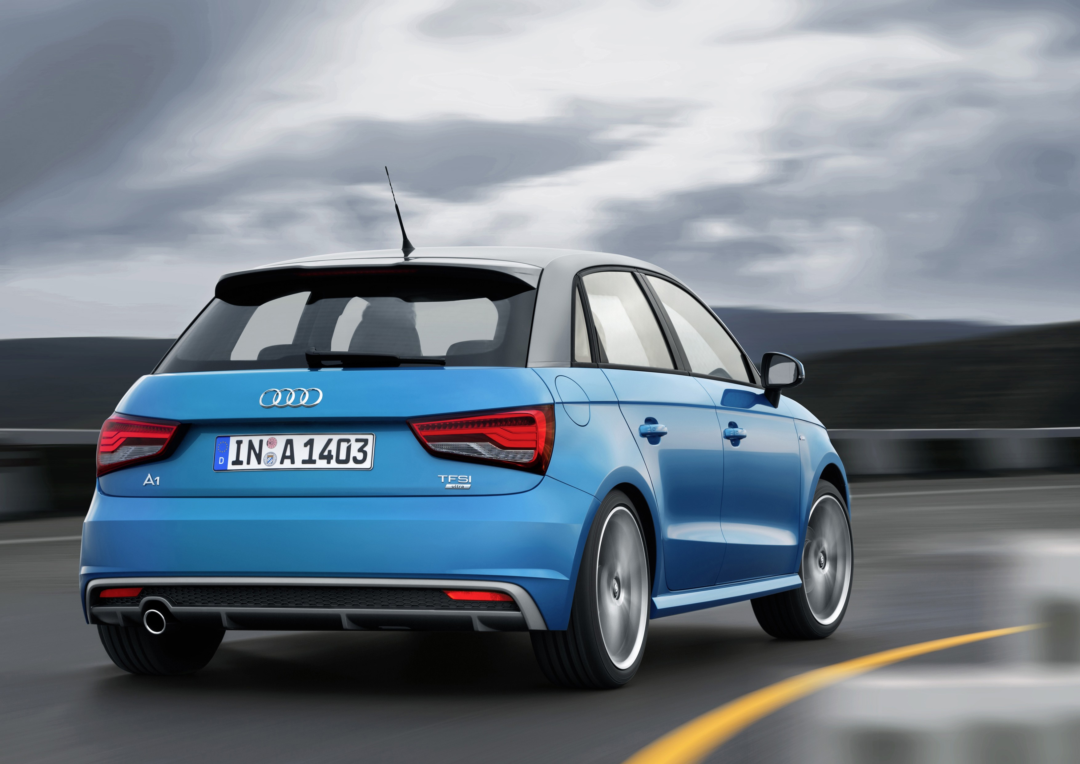 Audi Details A1 TFSI ultra With 3-Cylinder Turbo [Video ...