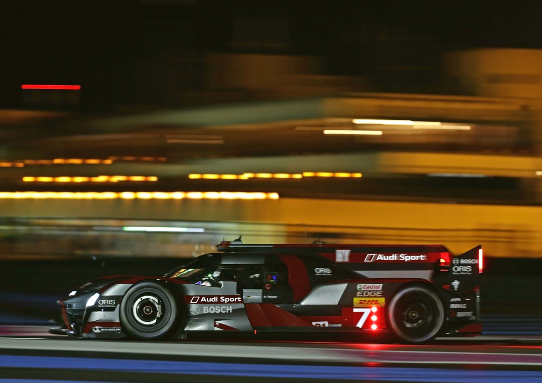 Is There A Dream Left The Audi Motorsport Season Song - Audi car song