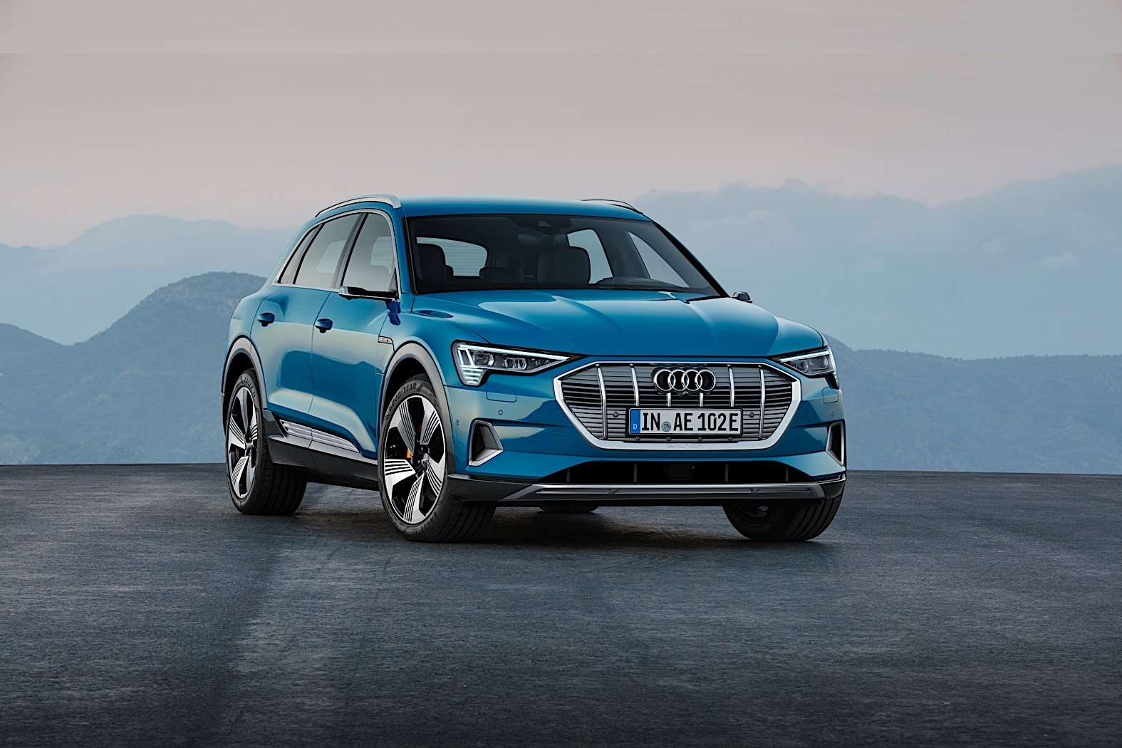 Audi e-tron SUV Comes with New Quattro for 79,900 Euros ...