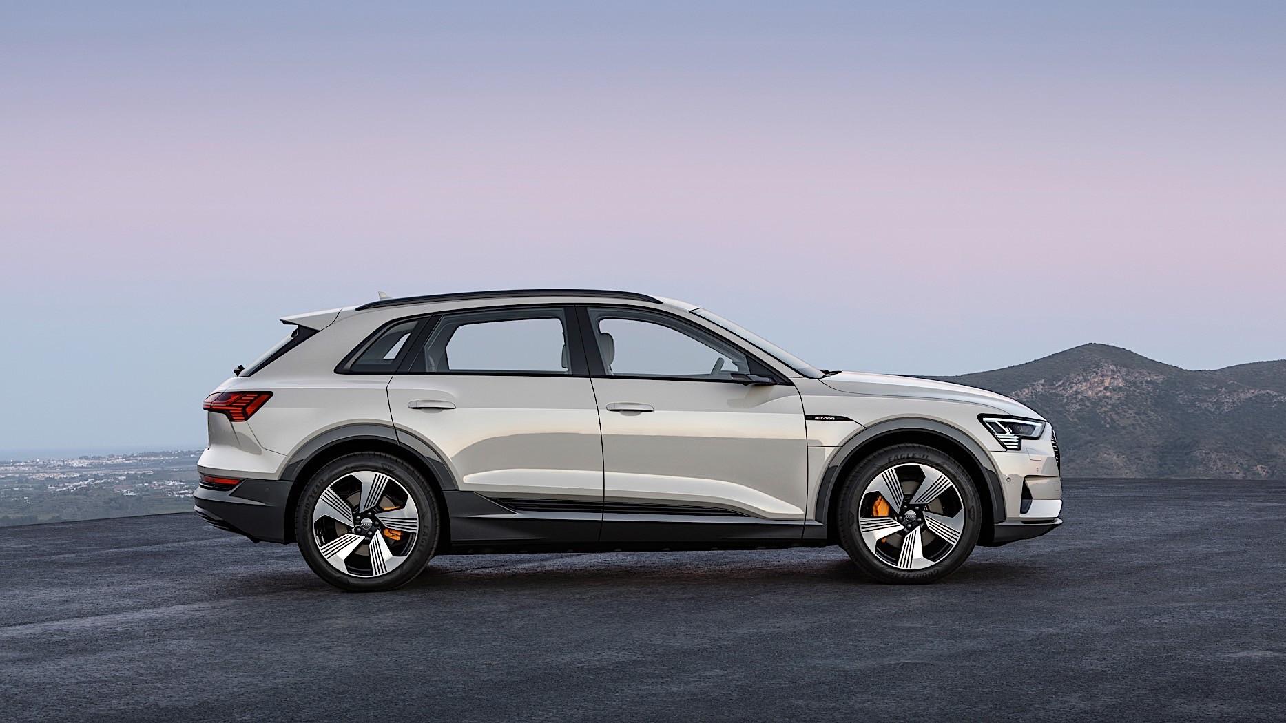 Audi E Tron Suv Comes With New Quattro For 79 900 Euros