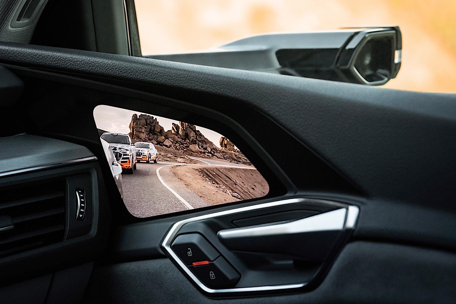 Audi E Tron Suv Performance Specs Released Autoevolution