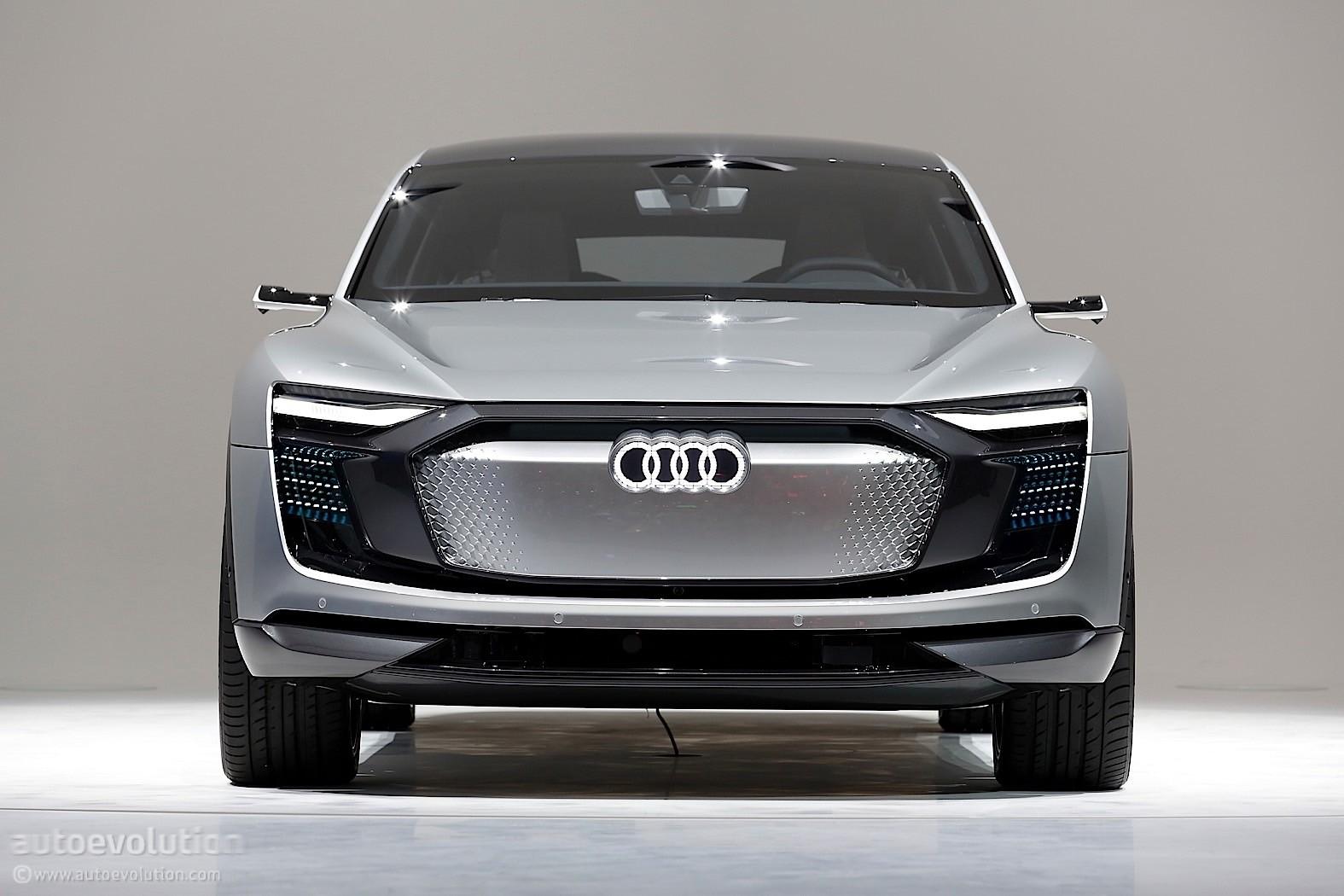 Audi Elaine Concept is an Autonomous Chip off The Old Block - autoevolution
