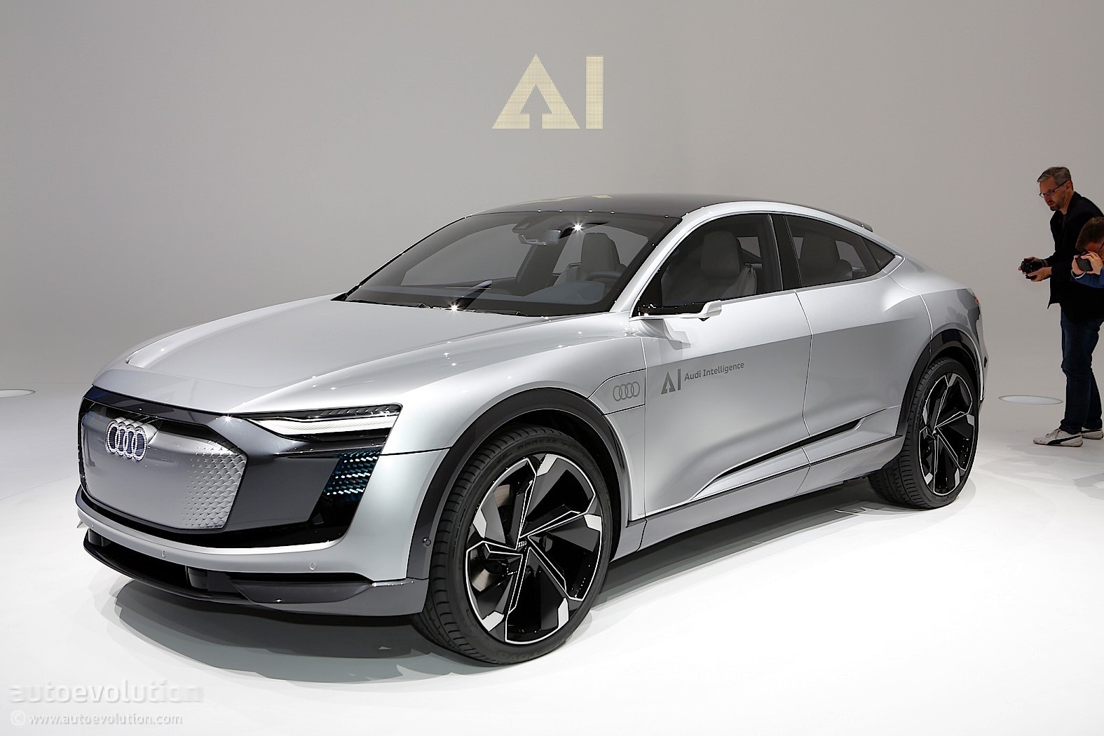 Audi Elaine Concept Is An Autonomous Chip Off The Old