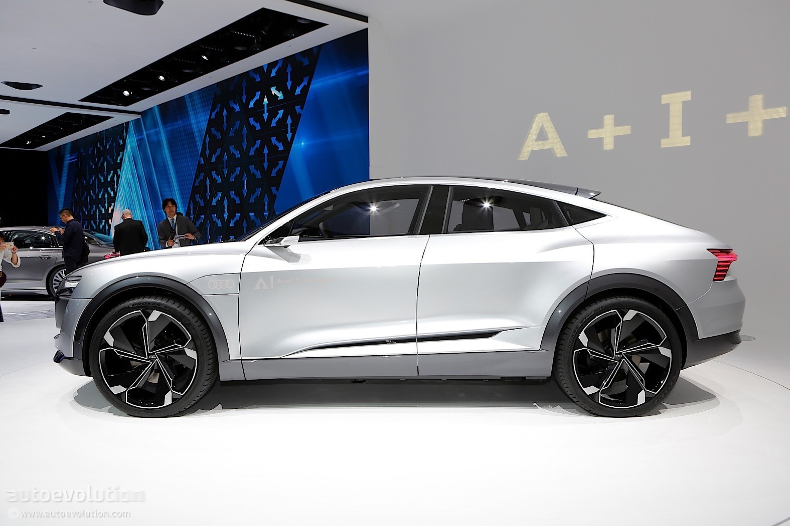 Audi Elaine Concept is an Autonomous Chip off The Old ...
