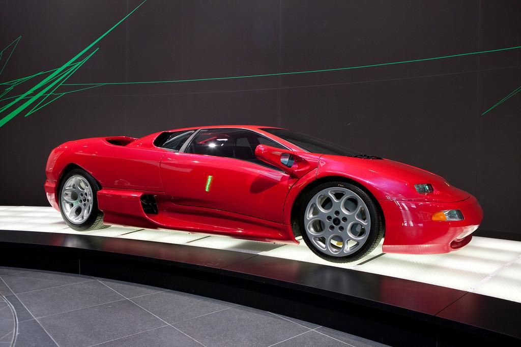 Audi Forum Features Lamborghini Prototype Exhibition