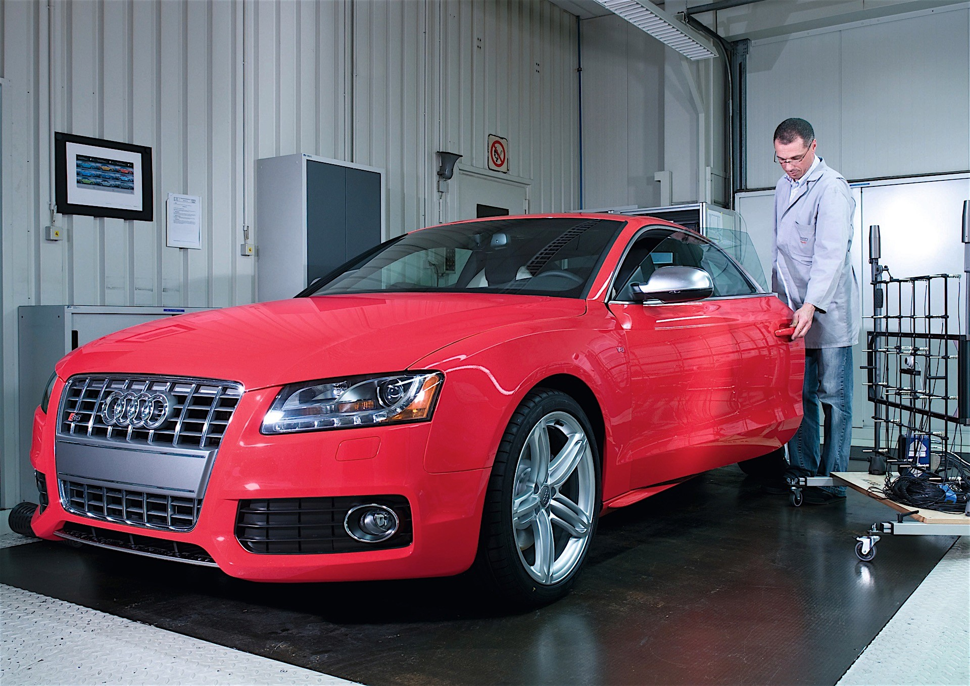 Audi Has Successfully Completed Its 100th Quot Inka Quot Quality