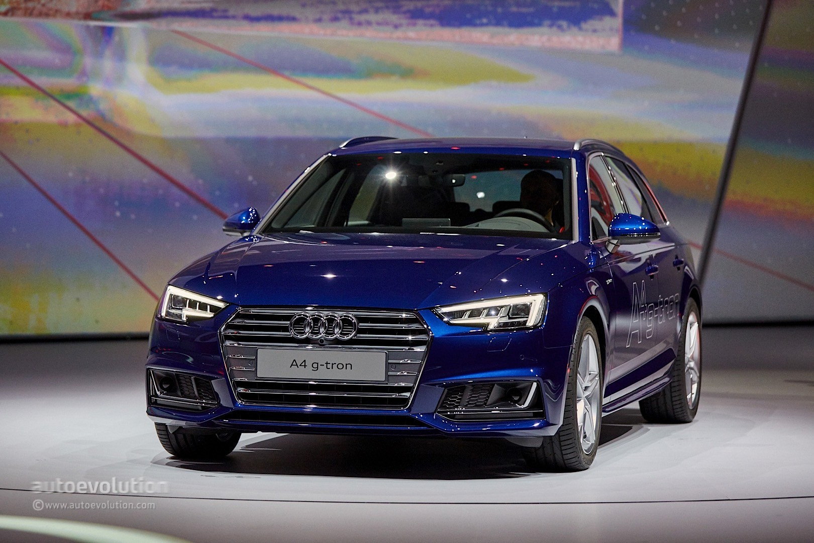 Audi A4 G Tron And A4 Ultra Are All About Economy In