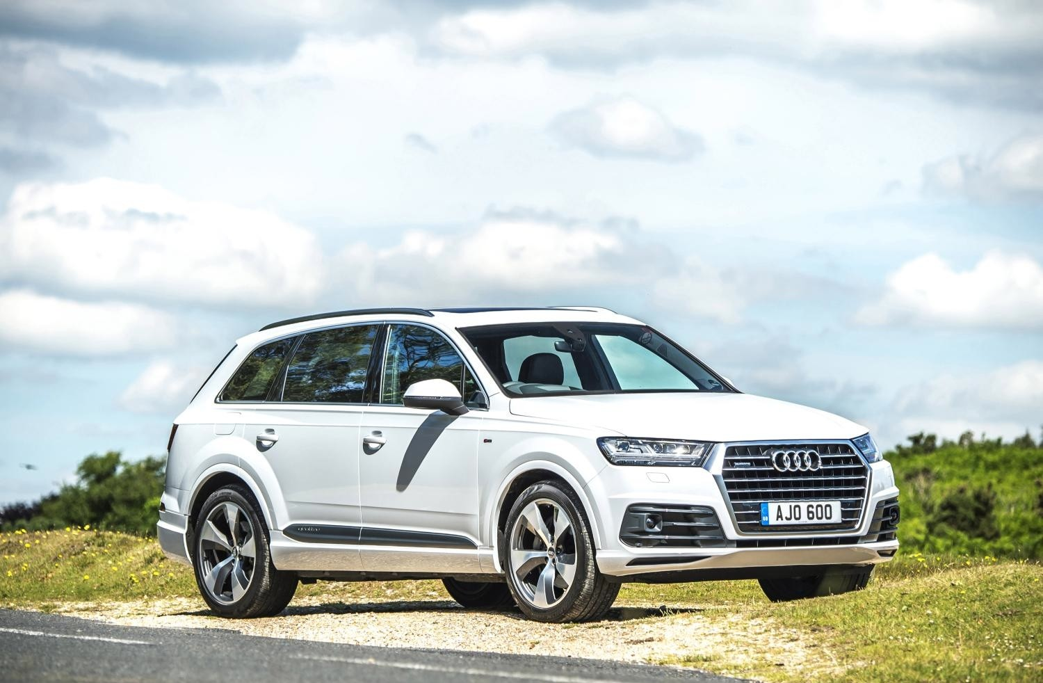 2016 Audi Q7 Will Debut at Upcoming Detroit Auto Show - autoevolution