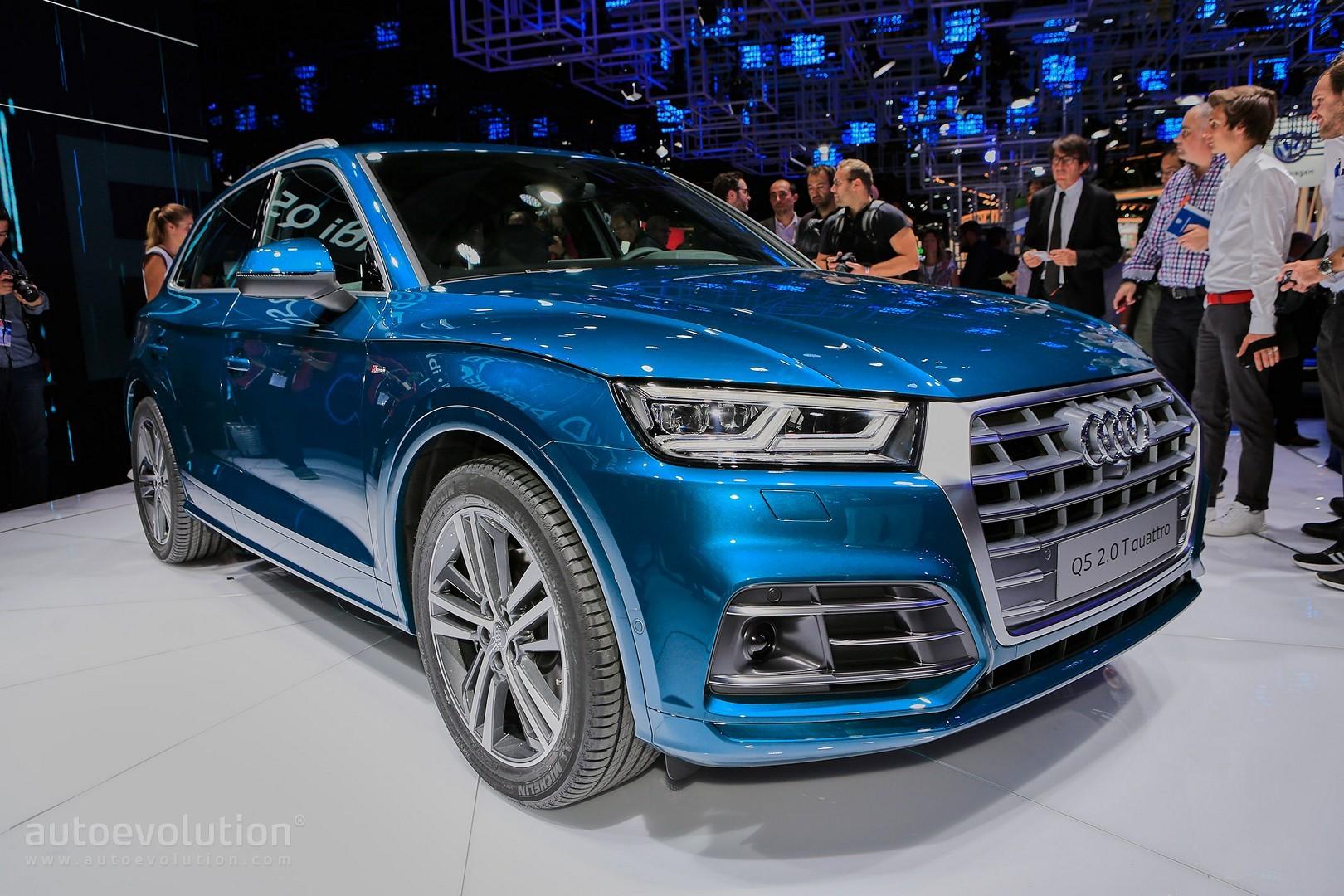 Audi San Jose >> Audi Mexico Plant Gets Ready For 2017 Audi Q5 Production - autoevolution