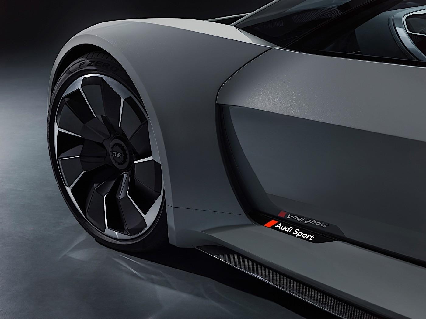 Daniel Auto Sales >> Audi PB18 e-tron Concept Car Is a Californian Nod to Le Mans Racing - autoevolution