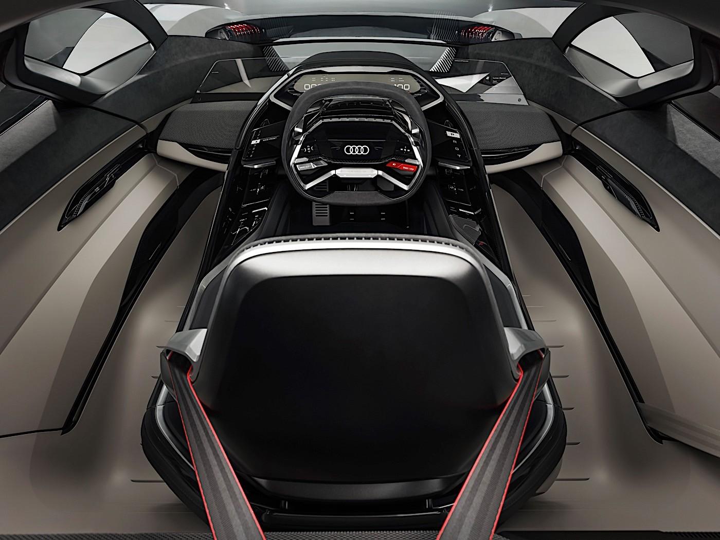 Audi PB18 e-tron Concept Car Is a Californian Nod to Le ...