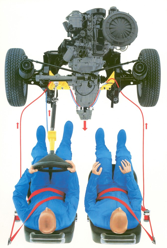 Audi Procon Ten The No Airbag Safety System Autoevolution