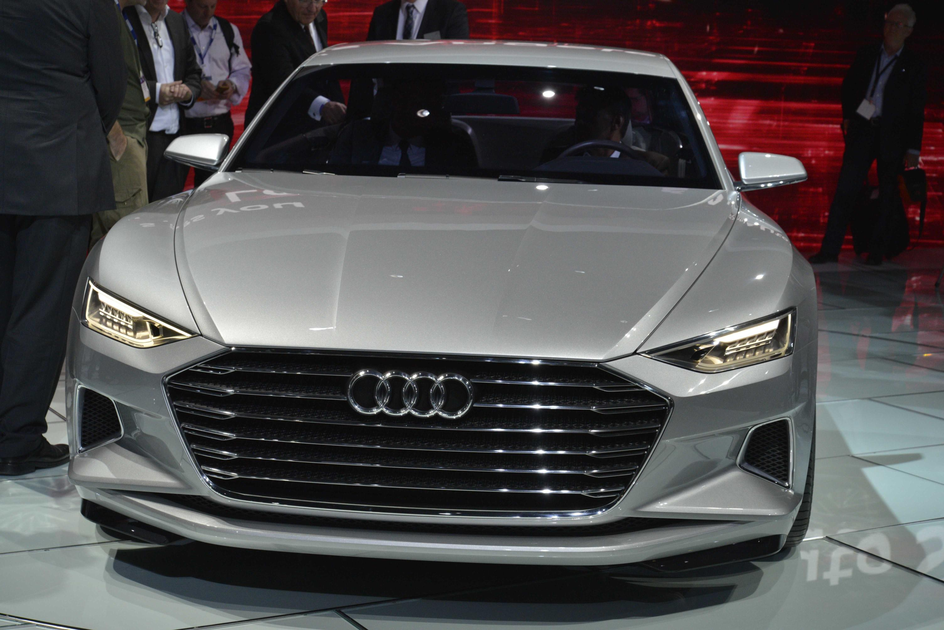 Audi Prologue Concept Is An S Class Coupe Rival In The