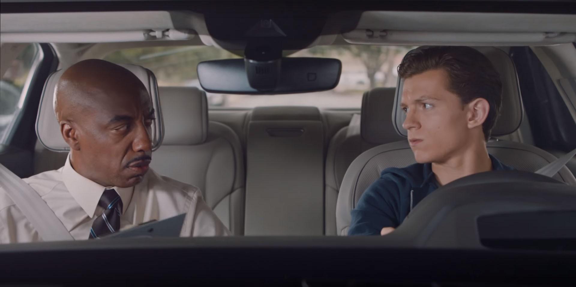 Audi Prototype Helps Spider-Man Pass His Driving Exam ...