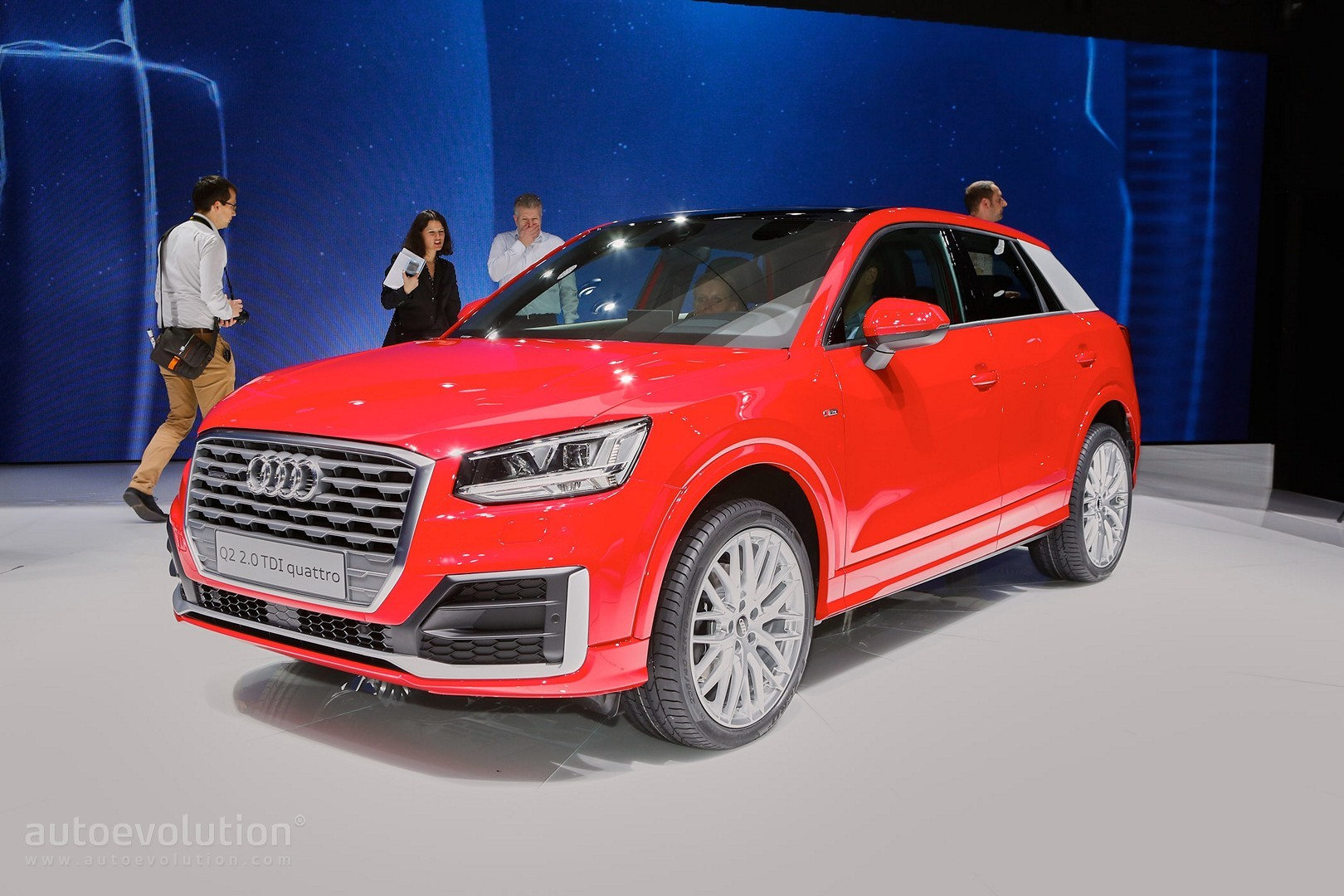 audi q2 debuts in geneva you hate it but they 39 ll sell a. Black Bedroom Furniture Sets. Home Design Ideas