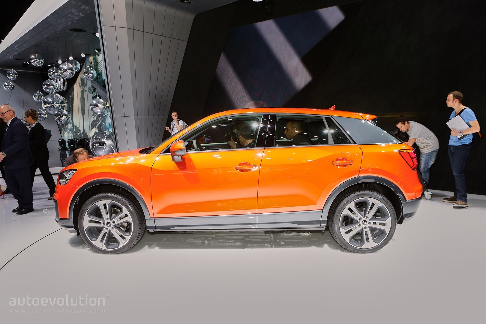 Audi Q2 Debuts in Geneva: You Hate It, but They'll Sell a Million - autoevolution