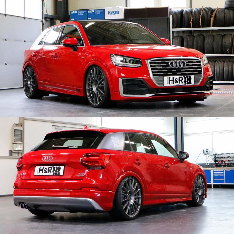Audi Rs Q2 Can Finally Be Rendered Could Happen By 2018