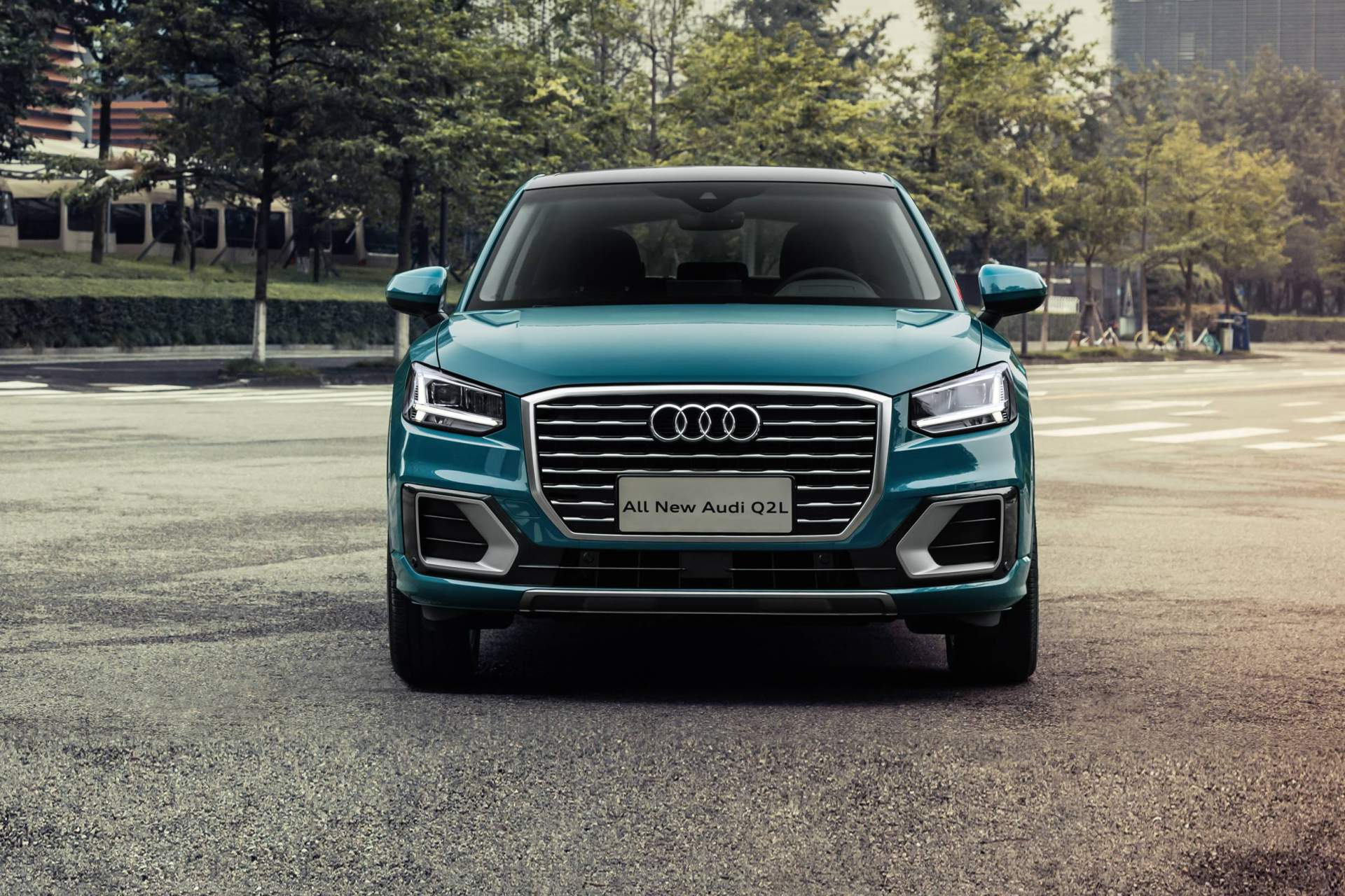 Audi Q2 L Goes Official In China - autoevolution